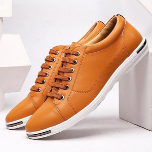 Men's Shoes - Casual Shallow Flat Shoes For Men