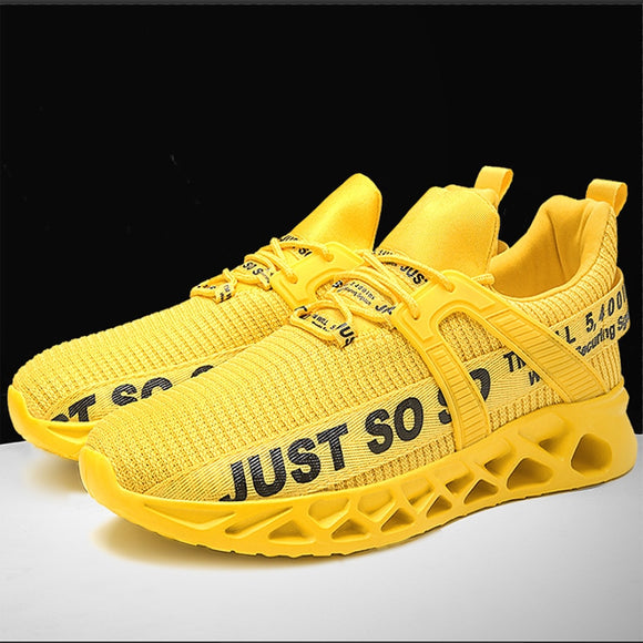 2021 Men Women Lightweight Mesh Sport Shoes