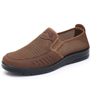 Vipupon Men's Casual Mesh Comfortable Shoes