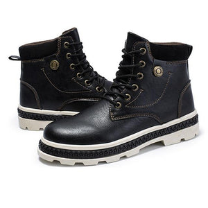 Shoes - Newest Classic Casual Men's Warm Boots