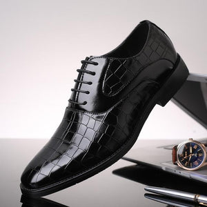 Shoes - Luxury Men's Leather Oxford Casual Dress Shoes(Buy 2 Got 10% off, 3 Got 20% off Now)