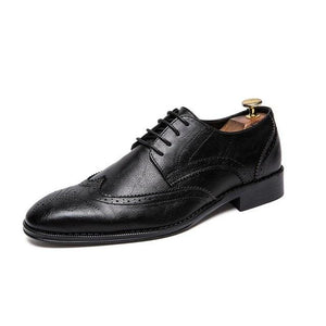 Shoes - New Spring Fashion Oxford Business Men Shoes