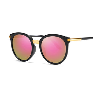 New Vintage Cat Eye Sunglasses For Female
