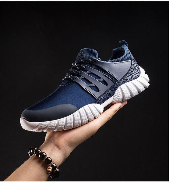 Men's Shoes - Breathable Soft Light Male Mesh Shoes