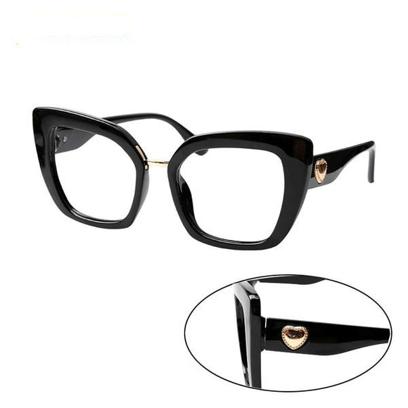 Sweet Cat Eye Square Reading Glasses【Buy 2 get Extra 5% off, buy 3 get 10% off 】