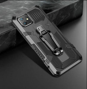 Brand Shockproof Armor Protection Case Magentic Ring For iPhone