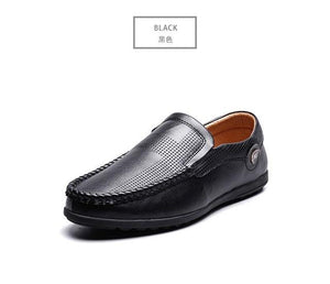 Men Fashion Comfortable Breathable Slip-on Shoes