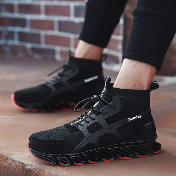 High Top Outdoor Breathable Jogging