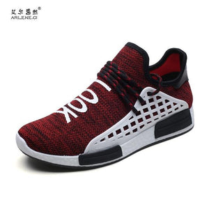 Men's Shoes - Men's Casual Running Sport Breathable Flats Shoes