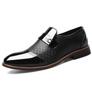 Men Shoes - Classic Business Mens Dress Shoes