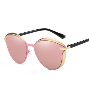 Women Polarized Brand Designer Cat Eye UV400 Sunglasses