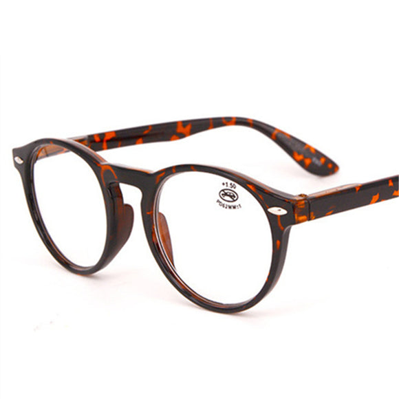 Fashion Hyperopia Ultralight Diopter Reading Glasses