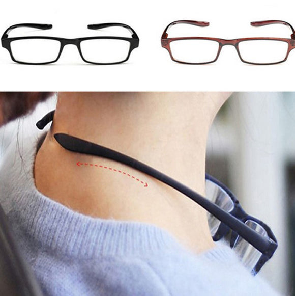 Comfy Ultralight Halter Anti-fatigue Hanging Reading Glasses