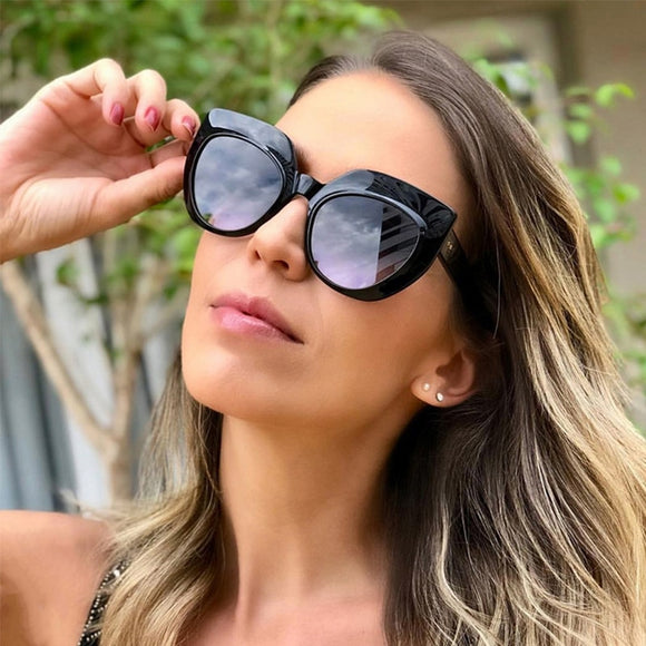 2019 vintage Cat Eye Sunglasses