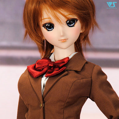 Blazer Uniform Set (Brown)