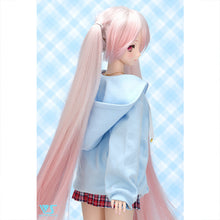 Load image into Gallery viewer, Candy Blue Hoodie Set