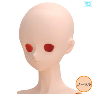 DD Head DDH-02 Eyeholes Opened Type Yawafuta Ver./Normal