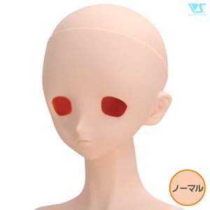 DD Head DDH-03 Eyeholes Opened Type Yawafuta Ver./Normal
