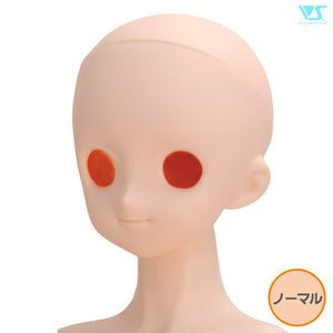 DD Head DDH-04 Eyeholes Opened Type Yawafuta Ver./Normal
