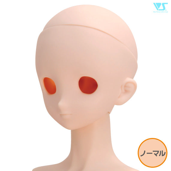 DD Option Head DDH-06 Eyeholes Opened / Flesh