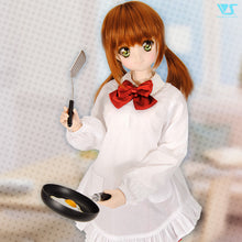 Load image into Gallery viewer, Frying Pan & Kappogi (Coverall Apron) Set