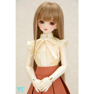 Lily of the Valley Cardigan & Pleated Skirt Set / Mini