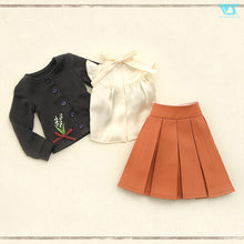 Load image into Gallery viewer, Lily of the Valley Cardigan & Pleated Skirt Set / Mini