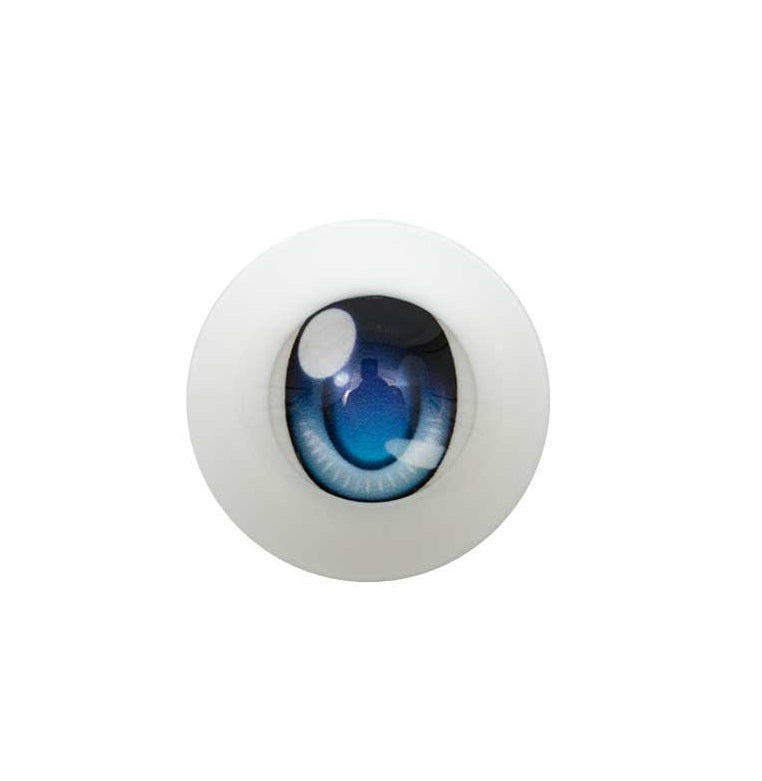 Dollfie Animetic eyes I/22mm/Dark Blue(Rurikon)