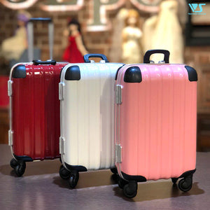 Spinner Luggage (Pink)