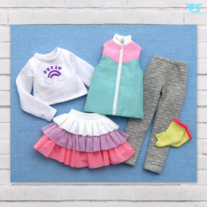 Sporty Casual Set / Mini