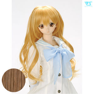 DD Hair Wig Wave with Mini Side Tails / Cream