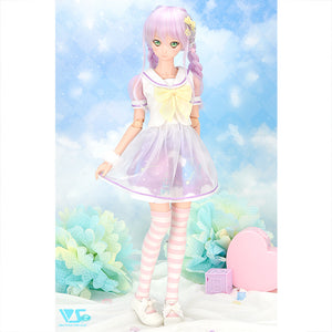Cotton Candy Sailor (Lilac)