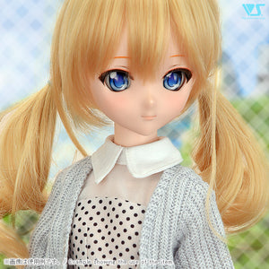 Dollfie animetic eyes F/24mm/Bright Blue(Ruri)