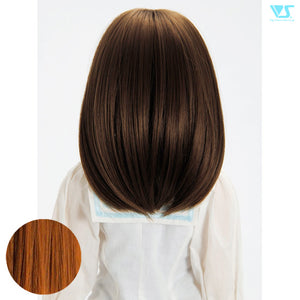 DD Hair Wig Medium Bob II / Cork Brown (W-155D-CoBr)