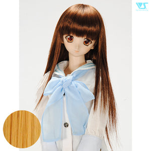 DD Hair Wig Straight Shaggy / Cinnamon Gold (W-142D-CiGo)