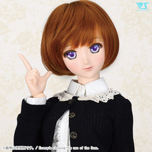 DD Hair Wig Tomboy Bob / Cork Brown (W-161D-CoBr)