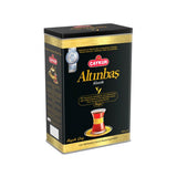 CAYKUR ALTINBAS BLACK TEA LOOSE TIN BOX