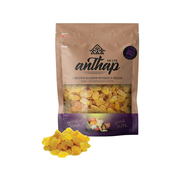 Anthap Golden Sultana Raisins Without Seed