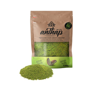 Antep Pistachio Raw Boz Green Ground Kernel