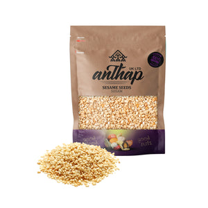 White Hulled Sesame Seeds ( SUSAM )