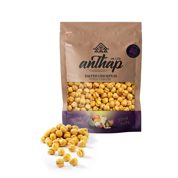 Anthap Roasted Salted Chickpeas
