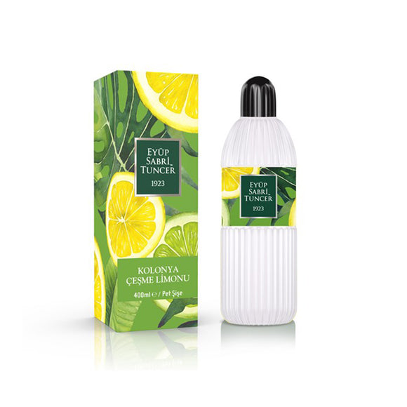 Eyup Sabri Tuncer Cesme Lemon Cologne (Limon Kolonya'si) 400 ml