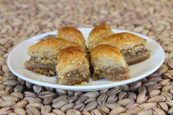 Anthap Baklava with Walnut (Cevizli Antep Baklavasi)