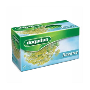Dogadan Fennel Herbal Tea, Rezene Bitki Cayi