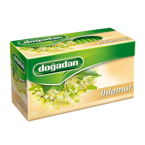 Dogadan Linden Herbal Tea (Ihlamur Çayı)
