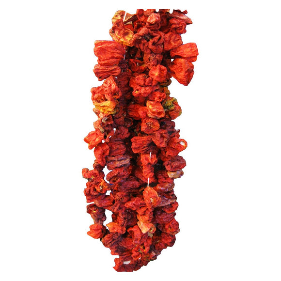 Natural Dried Hot Peppers (Dolmalik Kuru Antep Aci Biberi) 50 PCS