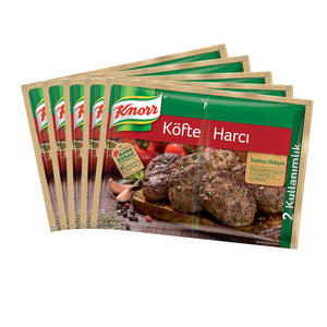 Knorr Turkish Meatball Mix Spice - (Kofte Harci) 2 Pack