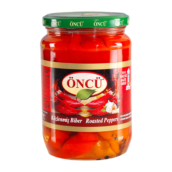 Oncu Roasted Pepper (Kozlenmis Biber) 680g