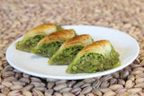 Anthap Sobiyet Baklava with Antep Pistachio and Cream
