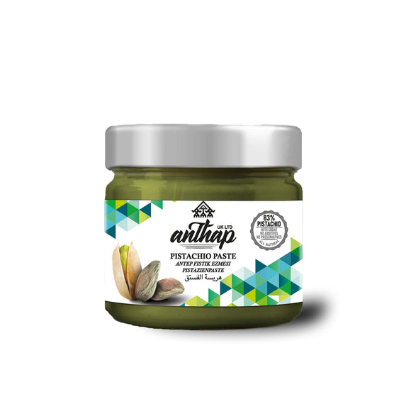 Anthap Pistachio Paste %100 Natural